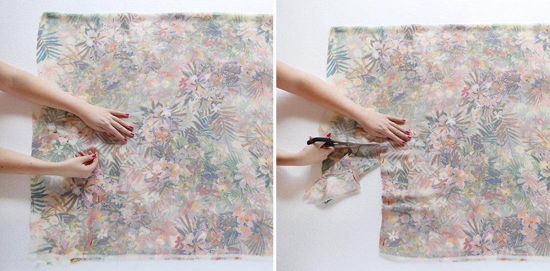 С мечтой олете: шьем кимоно своими руками