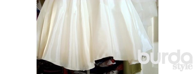Мастер-класс: как сшить юбку изфатина