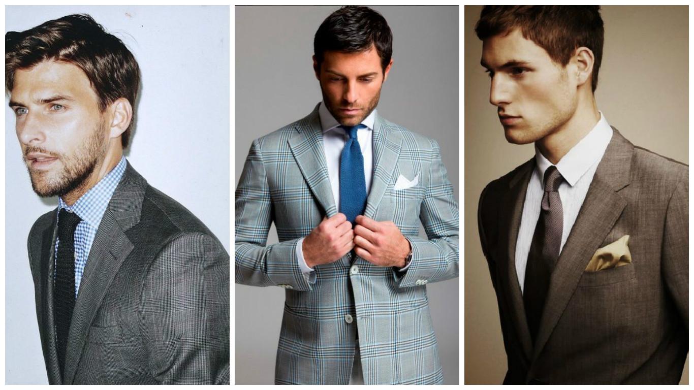 Одеваем своего мужчину: как должен сидеть пиджак
