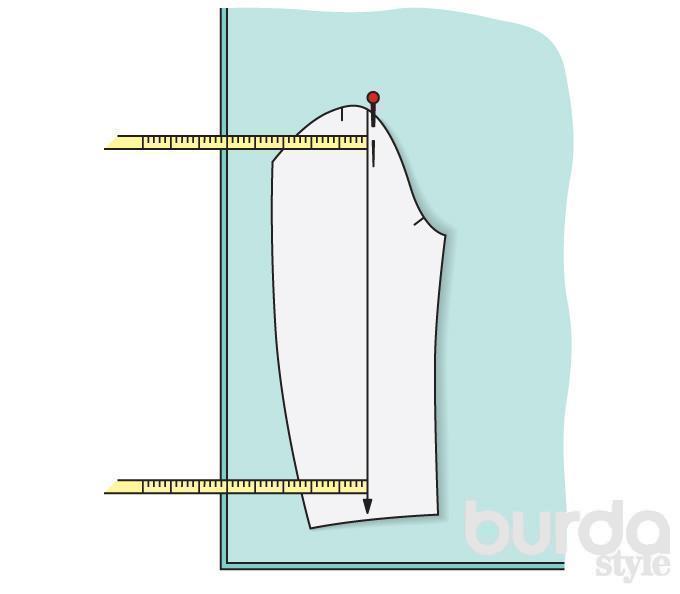Как правильно раскроить ткань