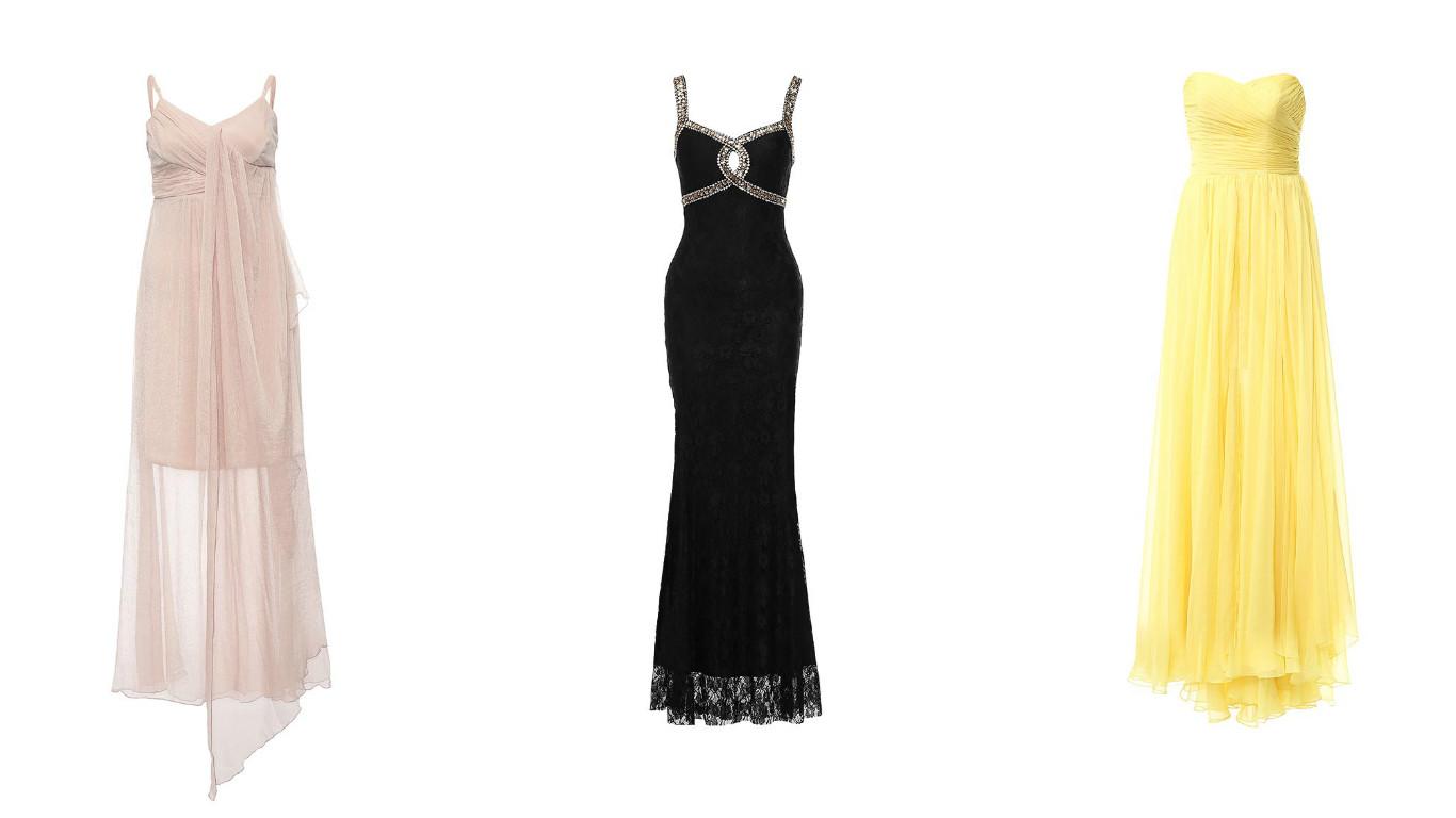Подбираем платье навыпускной дляразных типов фигур