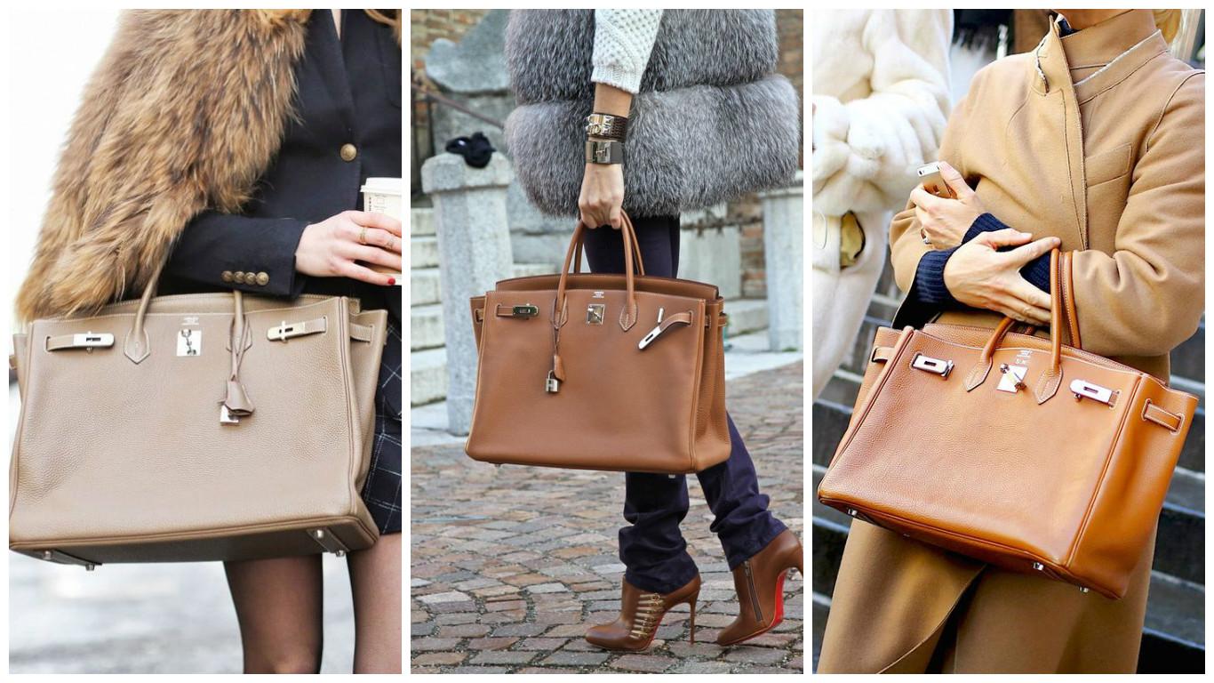 Birkin: самая знаменитая сумка в мире