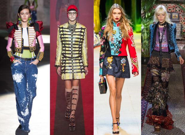 8 трендов Миланской недели моды