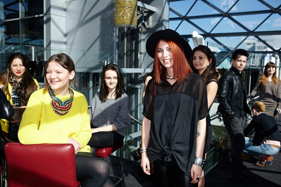 Издательский дом «Бурда» и модные блогеры собрались на GLAM Party