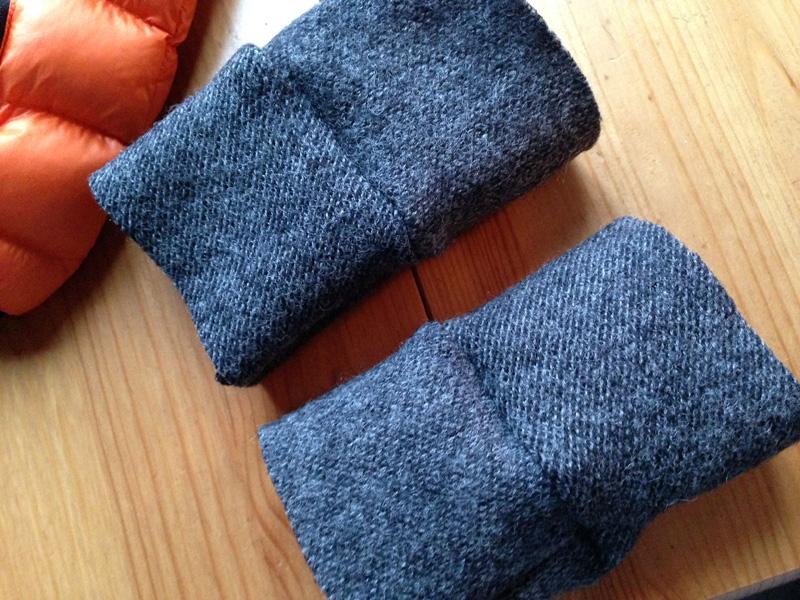Как удлинить рукава удетской куртки