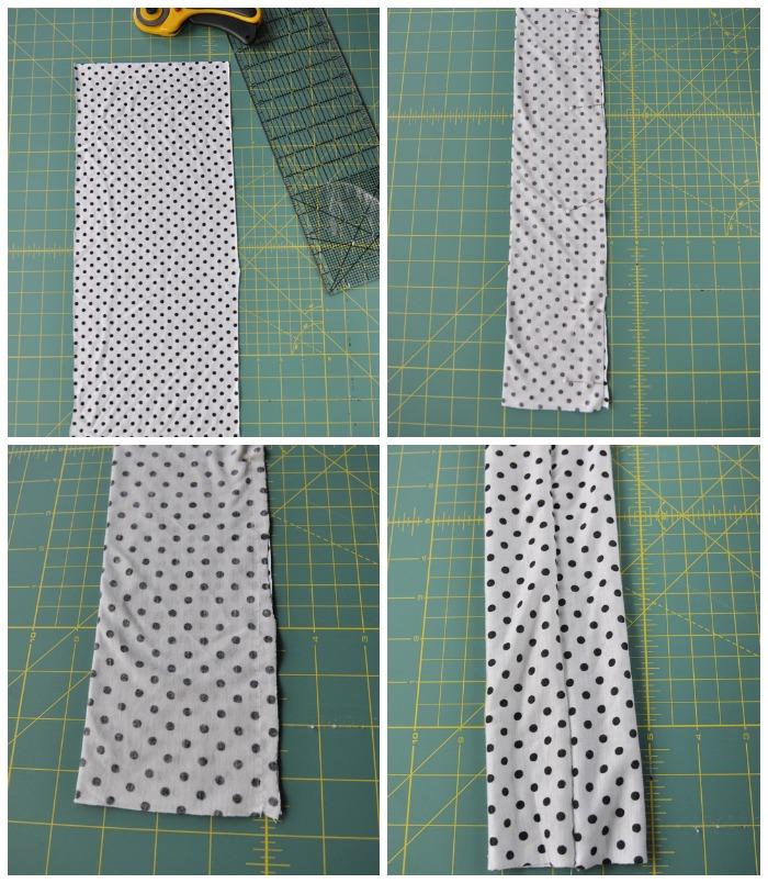 Как сшить повязку наголову