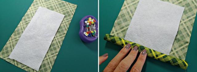 Как сделать коврик под педаль швейной машинки