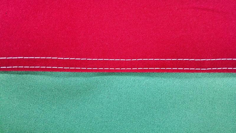 Как научиться шить прямую строчку